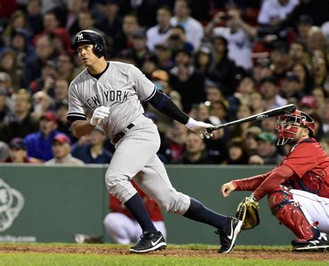 a rod home run stats yankees hits no 660 ties