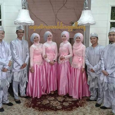Baju Muslim Ayu inspirasi kebaya untuk pagar ayu muslim gebeet