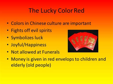 bad luck color for new year the new year february 19th ppt
