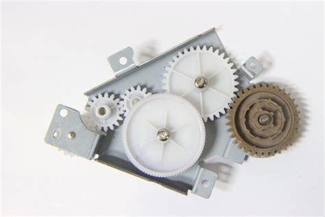 swing plate hp laserjet 600 m601 m602 m603 fuser drive gear swing plate