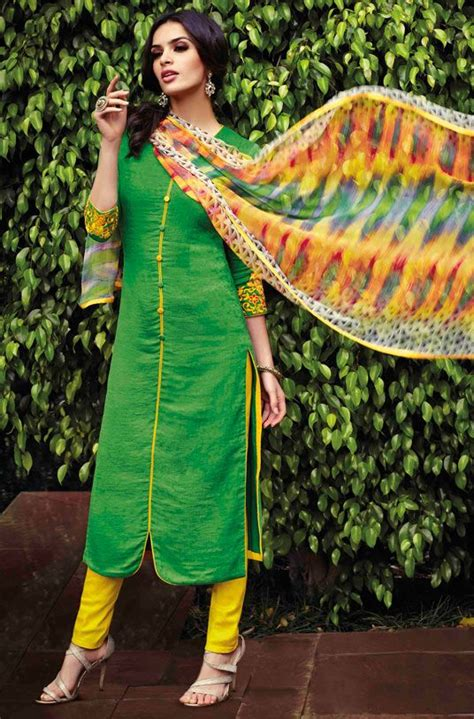 indian churidar suits designer collection