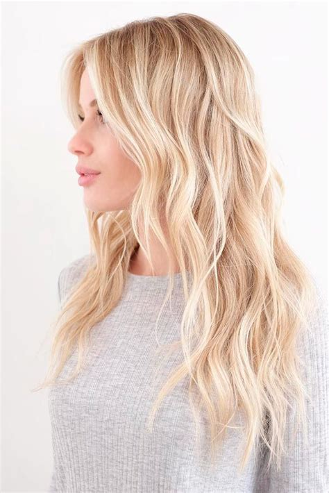 try on hair colours 19 flirty blonde hair colors to try in 2018 hair