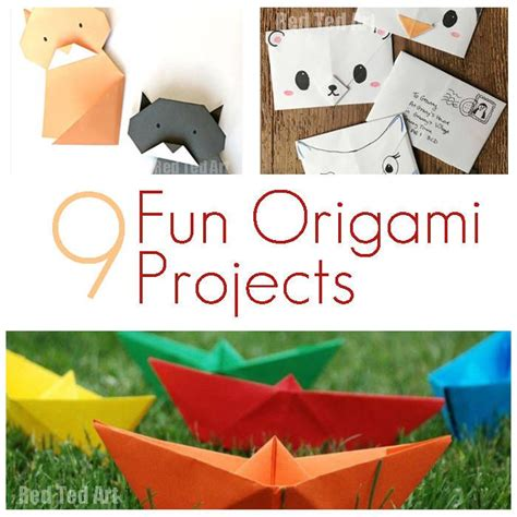 Cool Origami Projects - best 25 origami ideas on paper folding