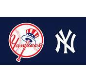 MLB New York Yankees Logo  1920x1080 Full HD 16/9 Wallpaper 5479