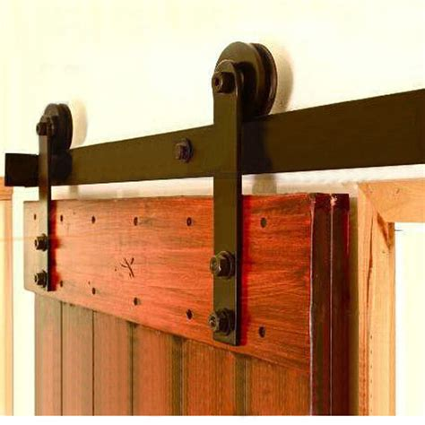 Barn Door Pulleys Barn Door Hardware Accessories American Wood Sliding Door Sliding Door Pulley Hanging