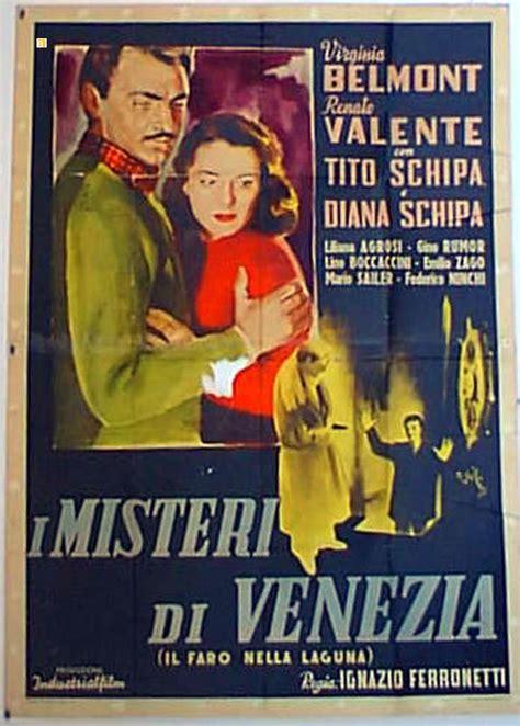 misteri film legion quot misteri di venezia i quot movie poster quot i misteri di
