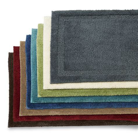 Wash Bathroom Rugs Cannon Bath Rug Universal Lid Or Contour Rug
