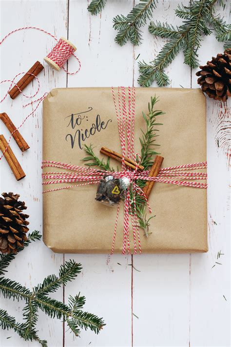 themed gift giving ideas christmas 4 kitchen themed gift wrapping ideas lily val living