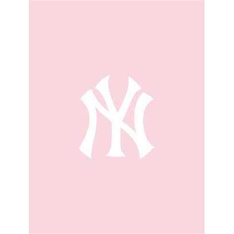 pink yankees wallpaper new york yankees pink 60 quot x 80 quot blanket throw