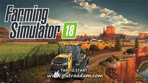 game farming mod apk farming simulator 18 mod v1 0 0 3 apk data full unlimited