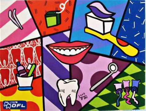 imagenes odontologicas arte pop en la consulta dental webdental cl portal