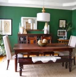 Green Dining Room by Emerald Green Dining Room