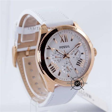 Guess Logo G Kulit Putih harga sarap jam tangan fossil am4486 cecile kulit putih
