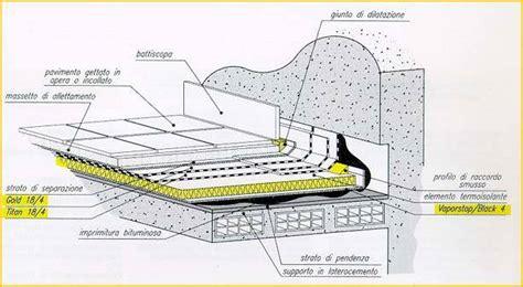 isolamento terrazza calpestabile il meglio di potere tetto non calpestabile