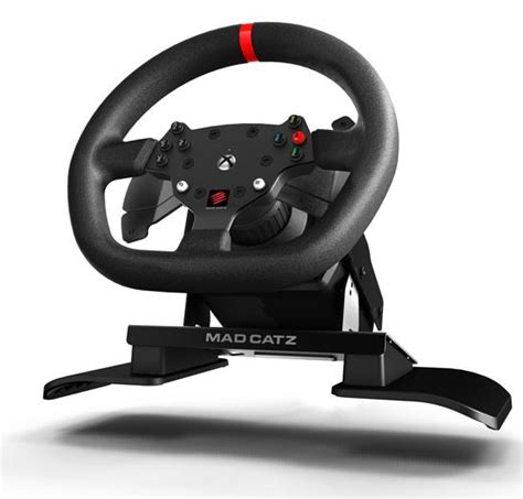 volante xbox one catz catz feedback racing wheel for xbox one
