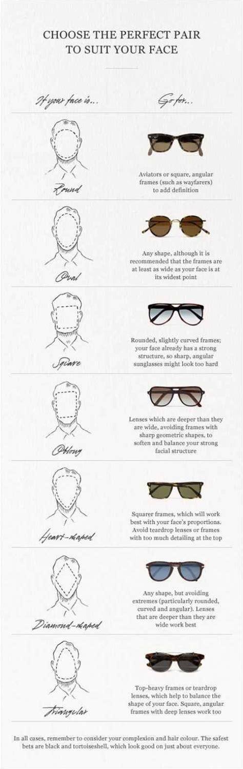 buy the right glasses for your face shape best choosing glasses tips pinterest