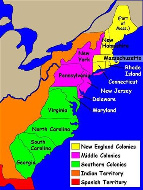 13 Colonies Sections by 13 Colonies Timline Timeline Timetoast Timelines