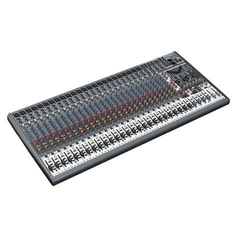 Mixer Behringer Sx3242fx behringer eurodesk sx3242fx rapid
