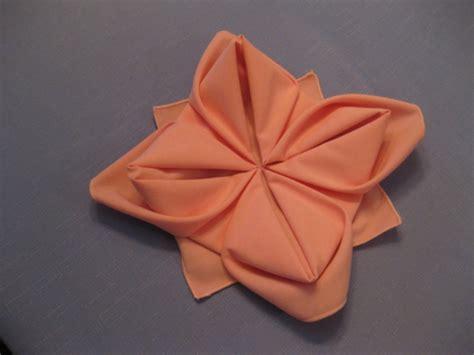 serviette origami 28 images serviettes papier origami
