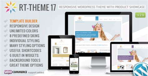 rt theme 17 responsive wordpress theme by stmcan themeforest