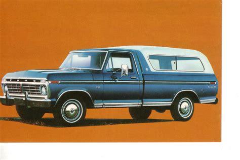1975 ford f100 ranger ford f100 ranger xlt 1975 collector card cc014 6 50