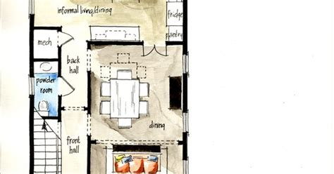 real estate watercolor 3d floor plan i on behance real estate watercolor 2d floor plans part 1 on behance