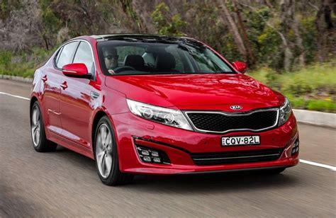 How Has Kia Been Around 2015 Kia Optima Platinum Review