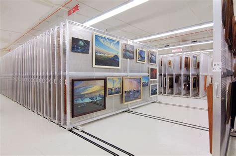 Mobile Shop Racks Storage Mobile Rack System Painting Storage