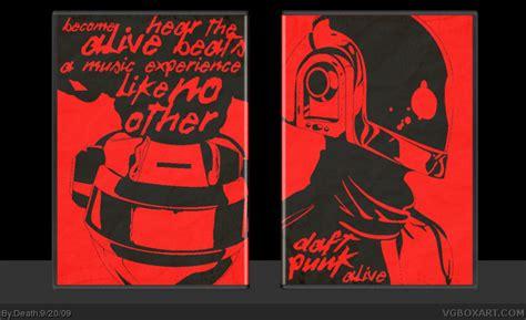 daft punk death daft punk alive movies box art cover by death