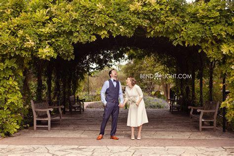 San Antonio Botanical Garden Wedding Nathanael Esther S Wedding Portraits 187 Bend The Light