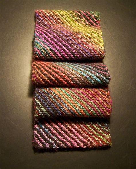 knitting pattern diagonal scarf ravelry pleximo s diagonal noro scarf knitting shawls