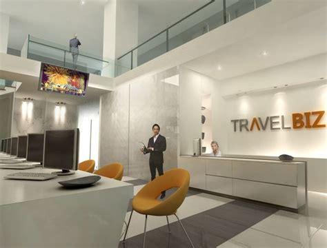 travel agency office design diseno de interiores oficina