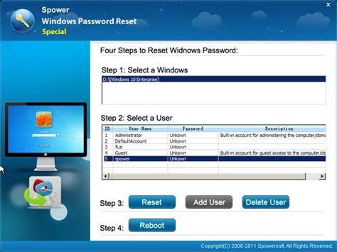 forgot windows 10 password on my laptop how to unlock