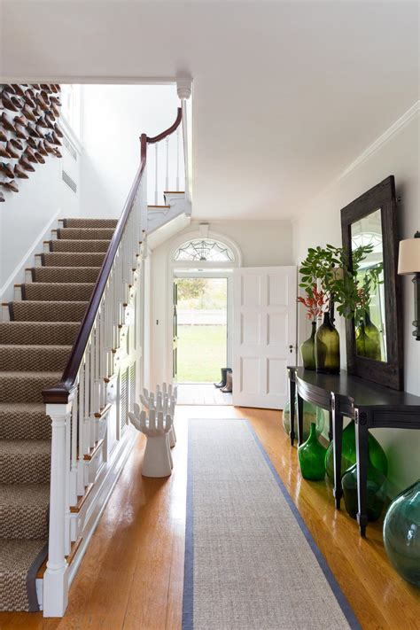 colonial foyer a colonial home for all seasons fresh faces of design hgtv