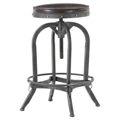 where to find bar stools mercury row adjustable height swivel bar stool reviews