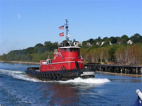 tugboat service winslow marine tug and barge services