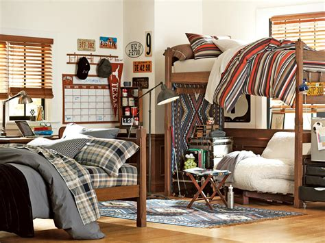 guys home interiors cool dorm room decor for guys wonderful decoration ideas