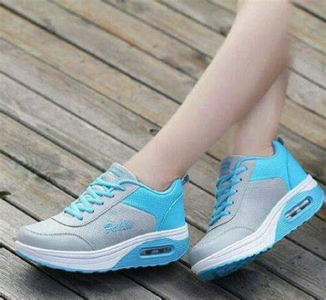 Sepatu Kets Adidas 533 Tosca sepatu wedges wanita kets casual toko sepatu