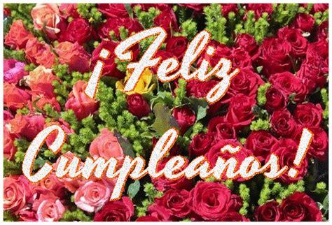imagenes bonitas de cumpleaños con flores tarjetas de cumplea 241 os para mujeres im 225 genes y frases