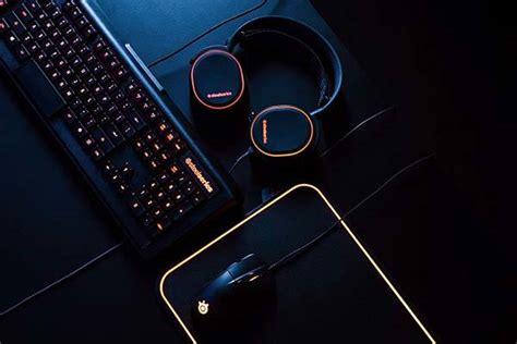 Mousepad Steelseries Qck Prism Rgb steelseries qck prism rgb gaming mouse pad gadgetsin
