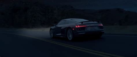 audi commercial the audi r8 super bowl commercial will take you through a