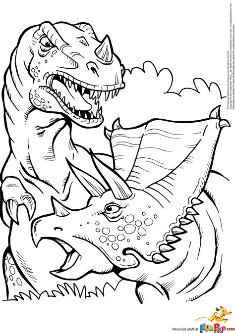 free coloring pages t rex free coloring pages of dinosaurus t rex