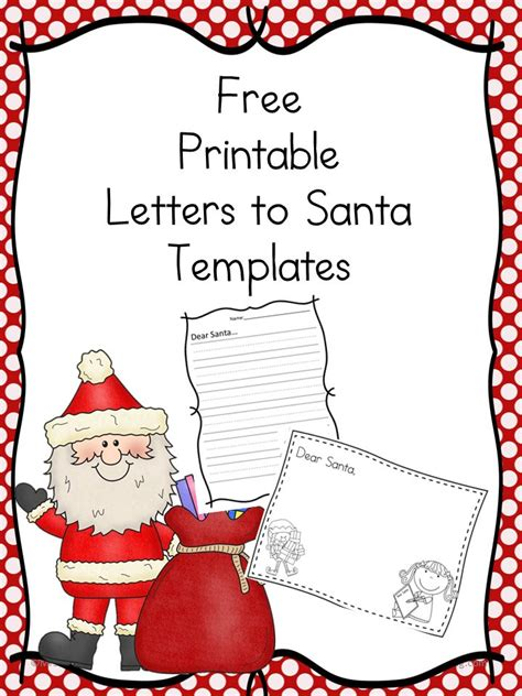 free santa letter template 25 unique letter to santa template ideas on