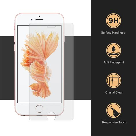 Tempered Glass Std Iphone 6 Iphone 6s 47 Inch Anti Gores Kaca aerios tempered glass screen protector apple iphone 6s