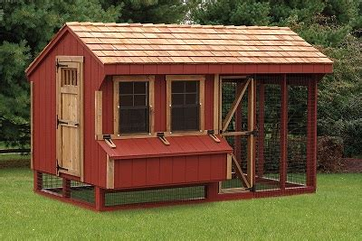 chicken coops glick structures
