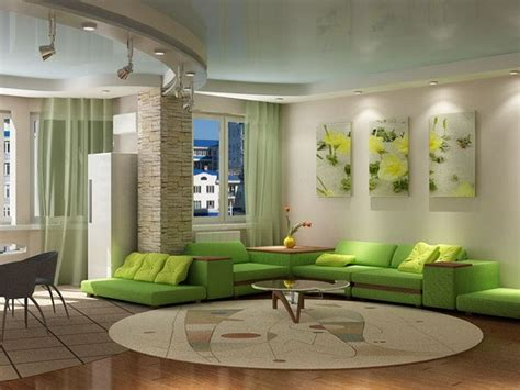 green living room furniture green minimalist living room paint color scheme 4 home ideas
