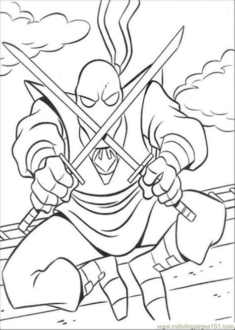 teenage mutant ninja turtles coloring pages splinter coloring pages tmnt enemy attacks cartoons gt ninja