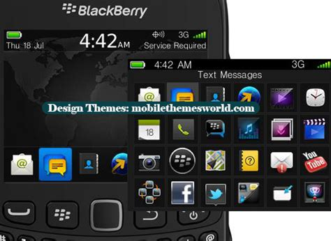 kumpulan themes blackberry 9320 9310 9320 9220 themes