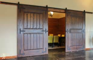 Barn Door Style Hardware Spectacular Barn Door Hardware Kit Decorating Ideas Images In Wine Cellar Mediterranean Design