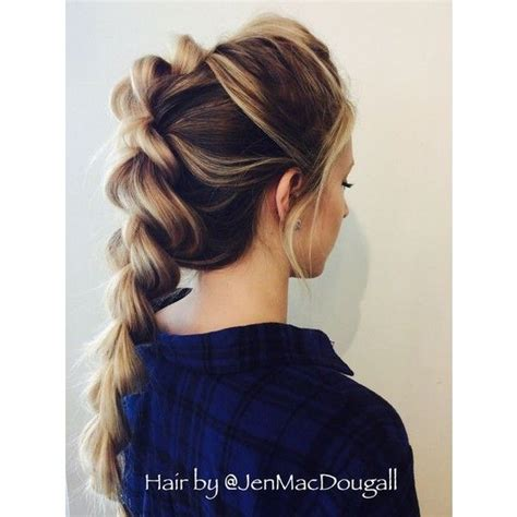cute hairstyles polyvore messy buns liked on polyvore featuring beauty products